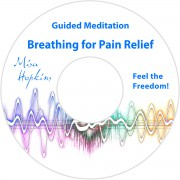 Breathing meditation, guided meditation, sound healing