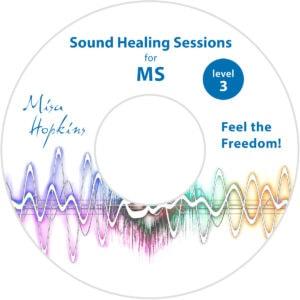 MS, sound healing, sound healing cd, sound healing mp3