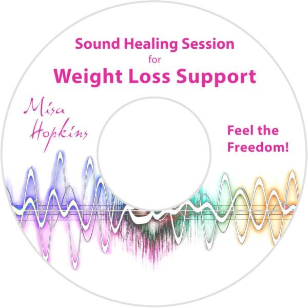 Weight Loss, sound healing, sound healing cd, sound healing mp3