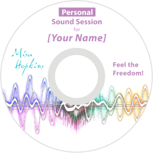 Personal Sound Medicine CDs
