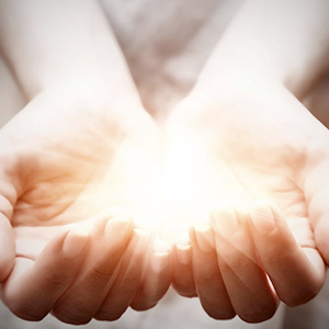 self healing, intention